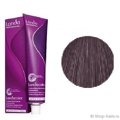 Londacolor 6/06 Призматический фиолетовый Стойкая крем-краска 60 мл