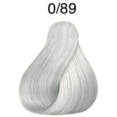 COLOR FRESH 0/89 Жемчужный сандрэ 75 мл