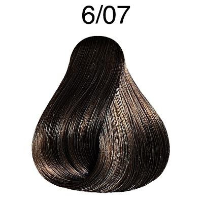 Extra-Coverage 6/07 Темный блонд натурально-коричневый 60 мл