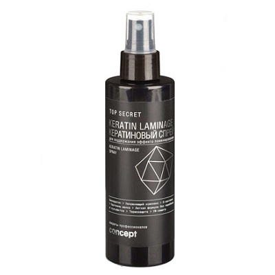 Кератиновый спрей Keratin Laminage Spray 200 мл