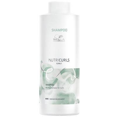 Мицеллярный шампунь для кудрявых волос Nutricurls 1000 мл