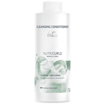 Очищающий бальзам для кудрявых и вьющихся волос Nutricurls 1000 мл